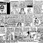 Fred Negro cartoon, InPress 7 March 2012