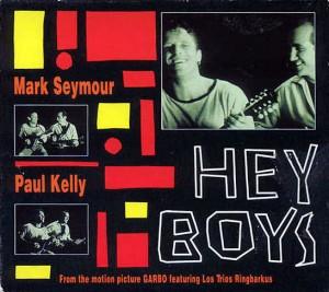 Hey Boys (cover)