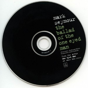 The Ballad of the One Eyed Man promo (CD)