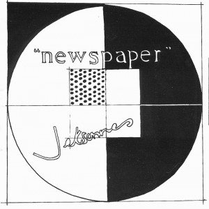 The Jetsonnes - Newspaper promo (cover)