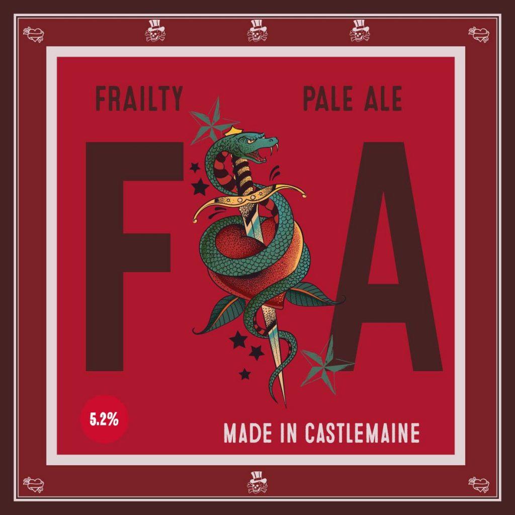 Frailty Pale Ale