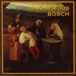 Anonymous Bosch album cover