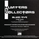 Blind Eye promo (US back)