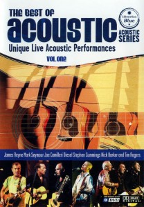 The Best of Acoustic (DVD cover)