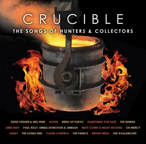Crucible album cover