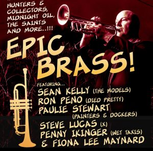 Jack Howard's Epic Brass - Live At Memo