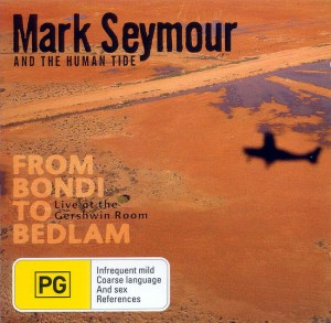From Bondi to Bedlam (CD cover)