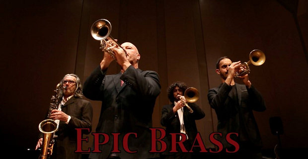 Epic Brass Title