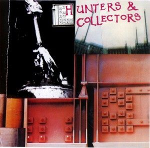 Hunters and Collectors (cover)