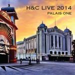 Live Palais 1 - cover