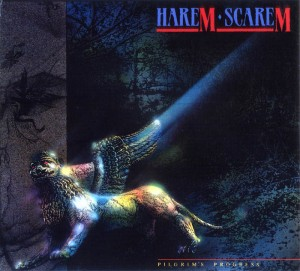 Harem Scarem - Pilgrims Progress (cover)