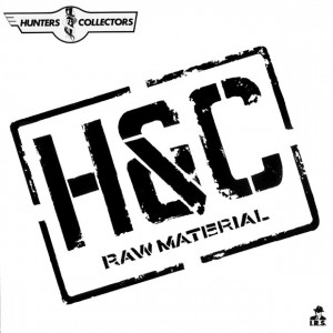 Raw Material EP (cover)