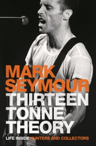 Thirteen Tonne Theory book (cover)